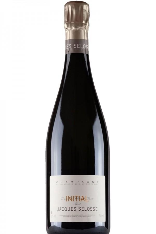 Champagne Selosse, Initial, Blanc de Blancs