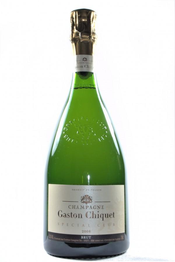 Champagne Gaston Chiquet, Special Club 2008