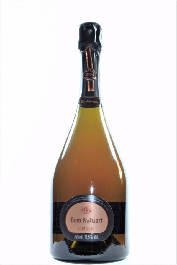 Champagne Dom Ruinart Rosé 1996
