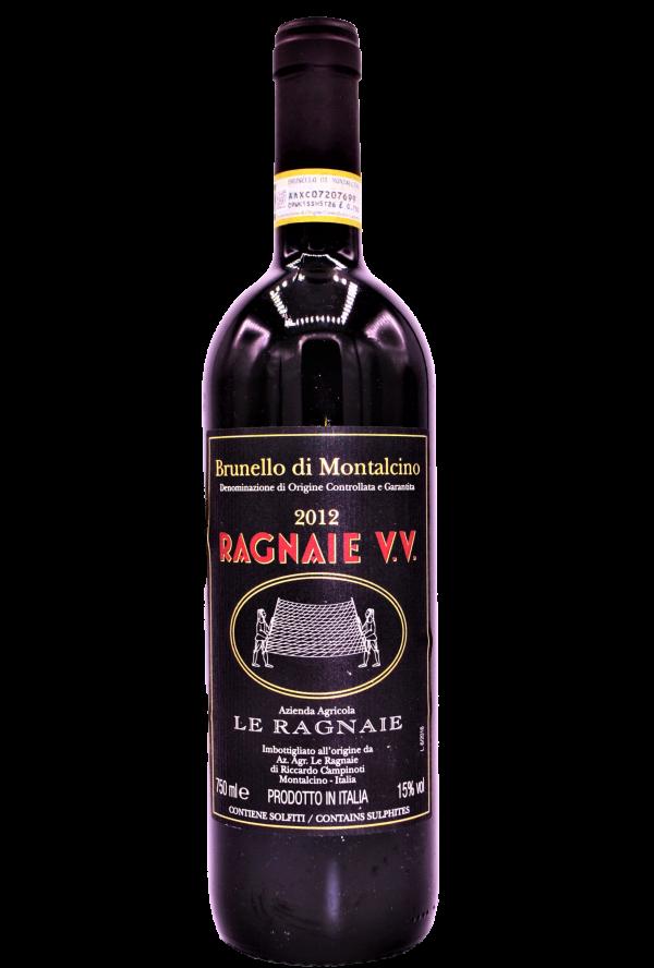 """Le Ragnaie, Brunello di Montalcino """"Vigna Vecchia"""" 2012"""