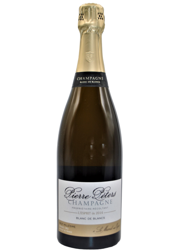 Champagne Pierre Peters Millesime L'Esprit De  2014 Grand Cru
