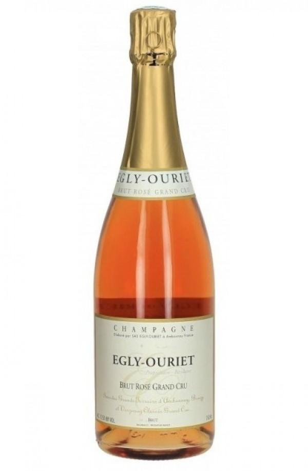 Champagne Egly Ouriet, Rosé Brut Grand Cru