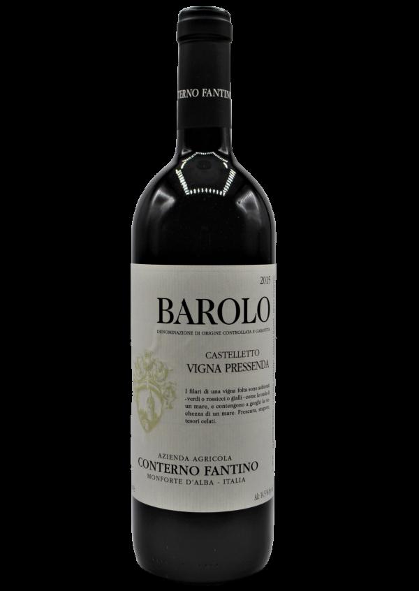 Conterno Fantino, Barolo Castelletto DOCG ''Vigna Pressenda'' 2015