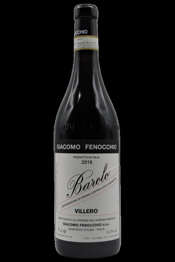 """Giacomo Fenocchio, Barolo """"Villero"""" 2017"""