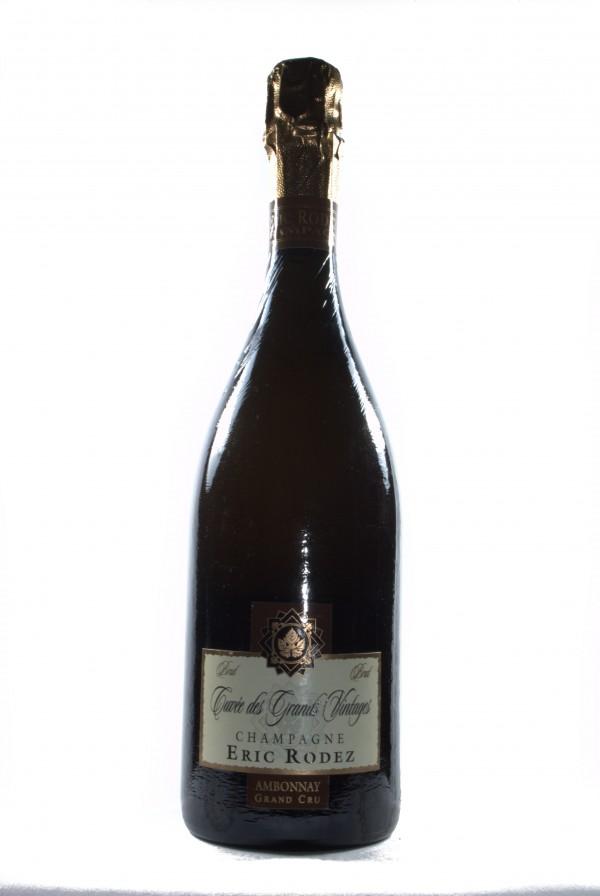 Champagne Eric Rodez, Cuvée des Grandes Vintages Brut