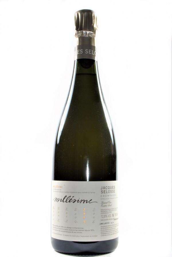 Champagne Selosse, Millésime 2005