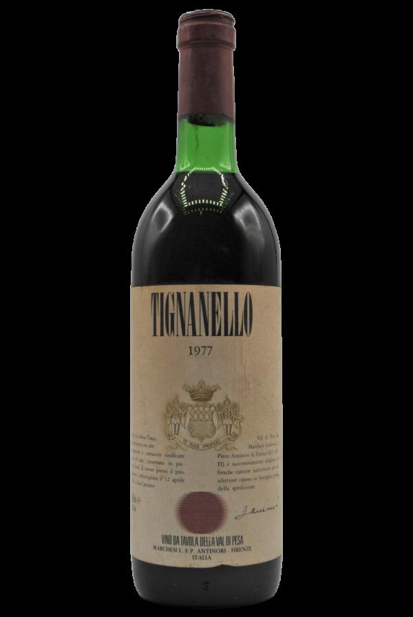 Antinori, Tignanello Toscana IGT 1977