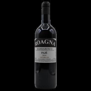Roagna, Barbaresco Paje Vecchie Vigne 2014