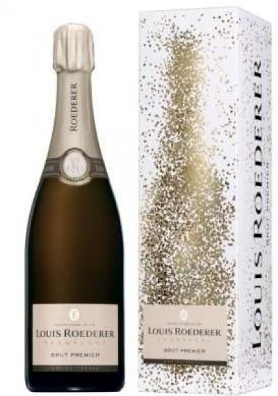 Champagne Louis Roederer, Brut Premier Box 6 btls Astuccio