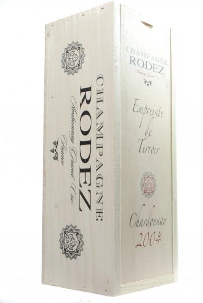 Champagne Eric Rodez, Empreinte de Terroir Chardonnay 2004