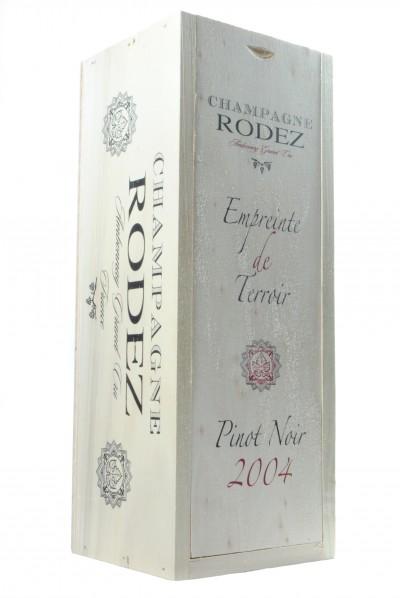 Champagne Eric Rodez Empreinte de Terroir Pinot Noir 2004