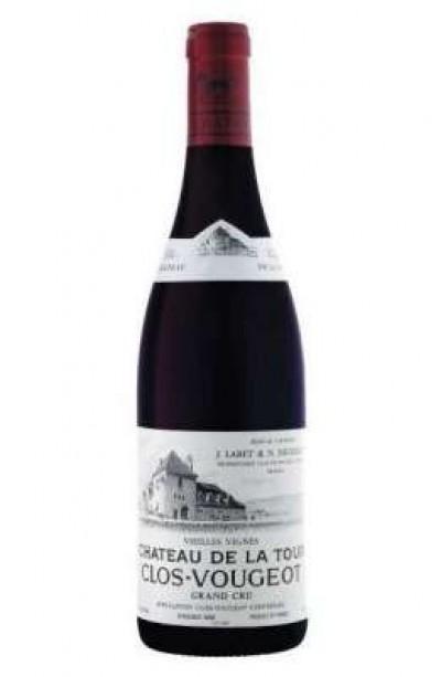 Chateau de La Tour, Clos Vougeot Vieilles vignes Grand Cru 2014