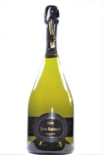 Champagne Dom Ruinart 1998 Blanc de Blancs