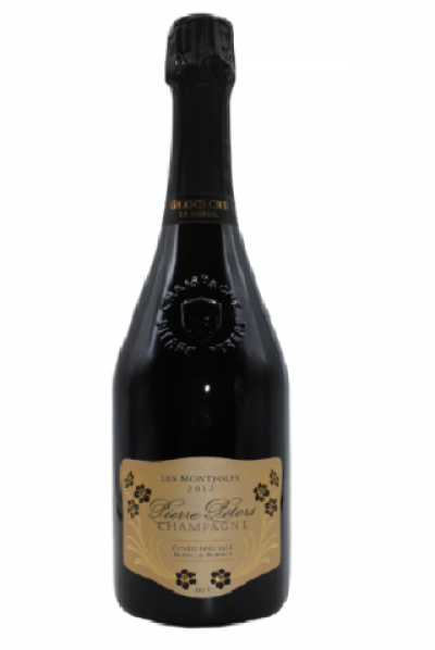 Champagne Pierre Peters, Cuvee Speciale Les Montjolys 2012