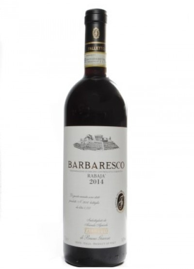 Bruno Giacosa, Falletto, Barbaresco Rabaja 2014