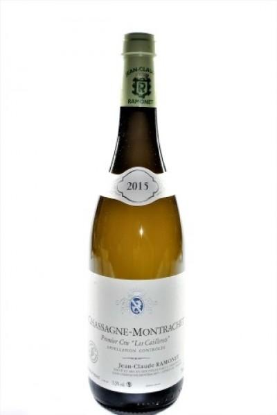Domaine Ramonet, Chassagne Montrachet 1er Cru Cailleretts 2015