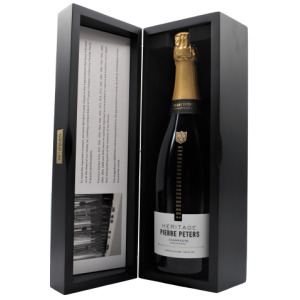 Champagne Pierre Peters, Heritage Cuvee Of The Centenarian Grand Cru