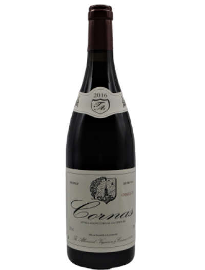 Thierry Allemand, Cornas Chaillots 2017