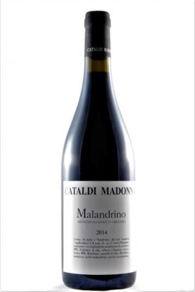 """Cataldi Madonna, Montepulciano d'Abruzzo """"Malandrino"""" 2014"""