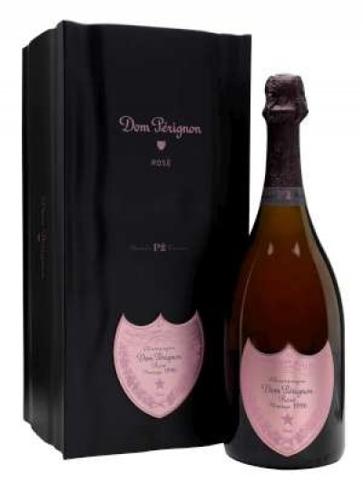 Champagne Dom Perignon P2 rosé 1995