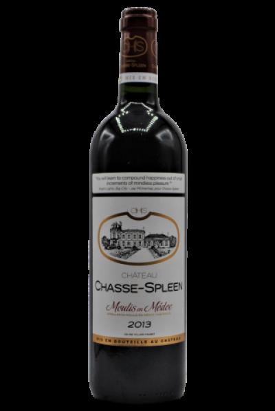 Chateau Chasse Spleen 2013 Moulis En Médoc