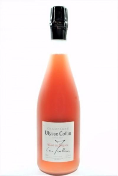 Champagne Ulysse Collin, Les Maillons Rosé de saignée 2012
