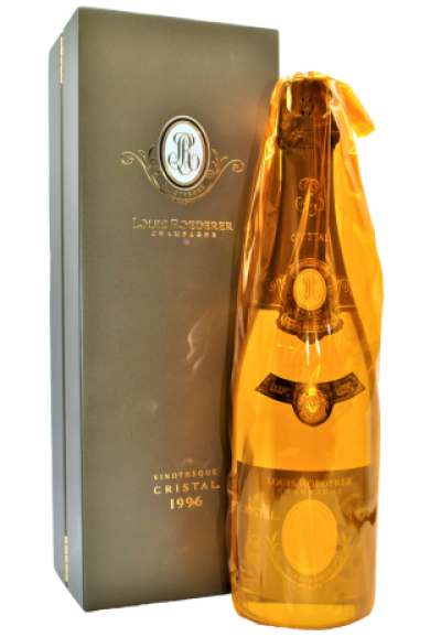 Champagne Louis Roederer, Vinotheque Cristal 1996