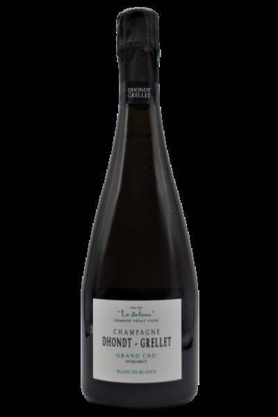 Champagne Dhondt Grellet, Le Bateau 2014 Blanc de Blancs Extra Brut