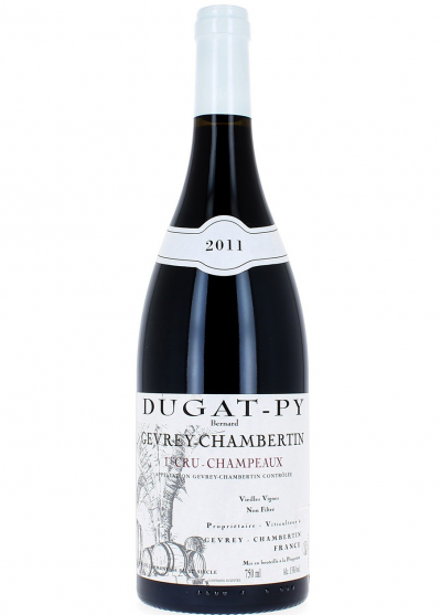 Domaine Dugat Py, Gevrey Chambertin Champeaux 2013