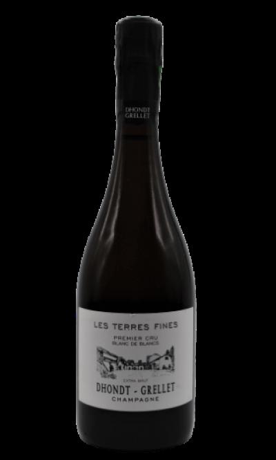Champagne Dhondt-Grellet, Les Terres Fines, Blanc de Blancs 2013