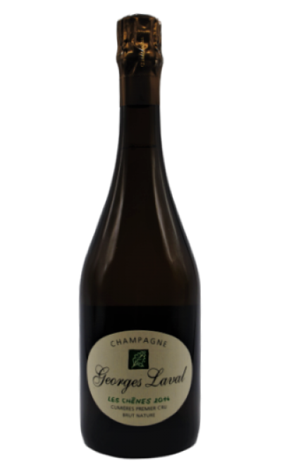 Champagne Georges Laval, Cumieres Les Chenes Premier Cru 2015
