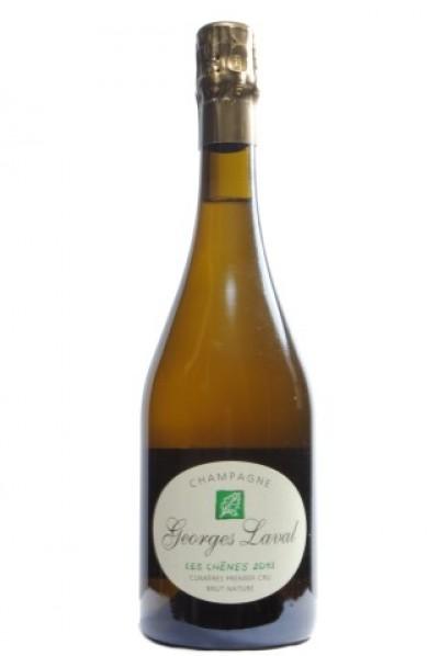 Champagne Laval, Brut Nature, Les Chenes 2013