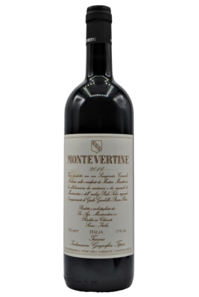 Montevertine, Montevertine 2016