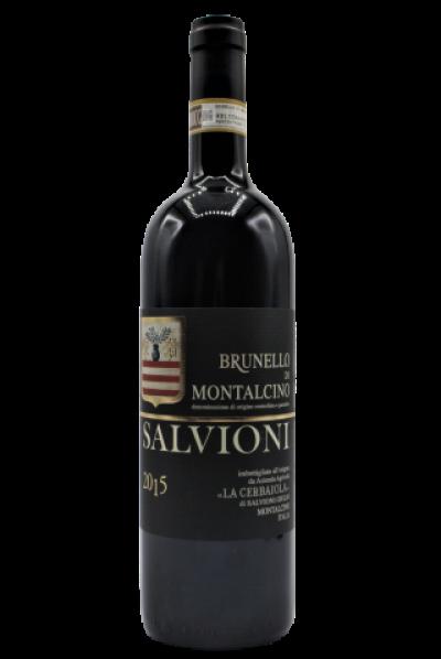 Salvioni, Brunello di Montalcino 2015