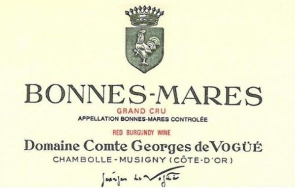 Borgogna: Tra Morey e Chambolle, bottiglia  ,