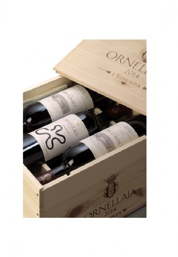 Ornellaia,  Box 6 Btls Bolgheri Superiore 2016, bottiglia 750 ml x 6 Ornellaia, 2016