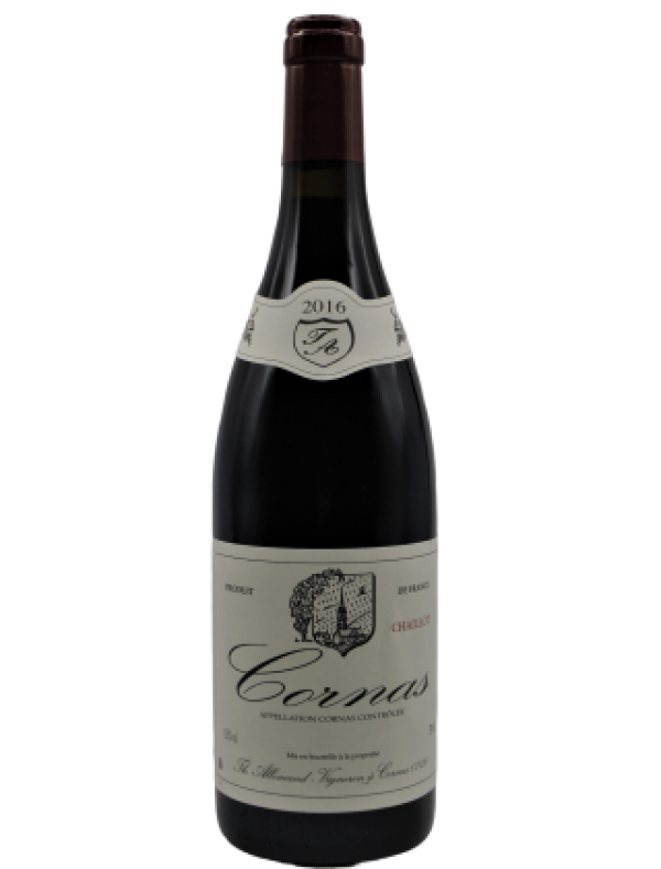 Thierry Allemand, Cornas 2003, bottiglia 750 ml Thierry Allemand, 2003