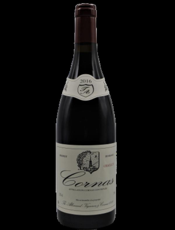 Thierry Allemand, Cornas Chaillots 2016 Magnum, bottiglia 1500 ml Thierry Allemand, 2016