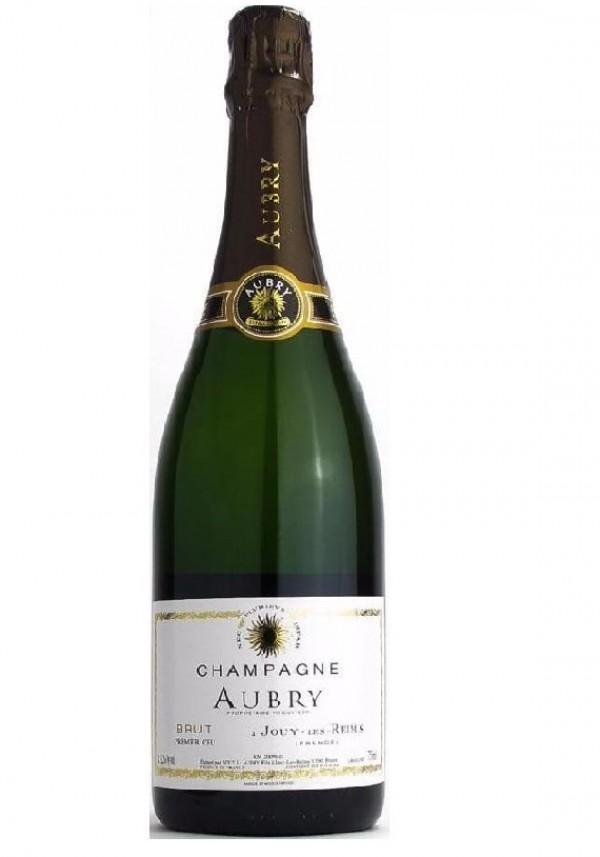 Champagne Aubry Premier Cru, bottiglia 750 ml Aubry, s.a
