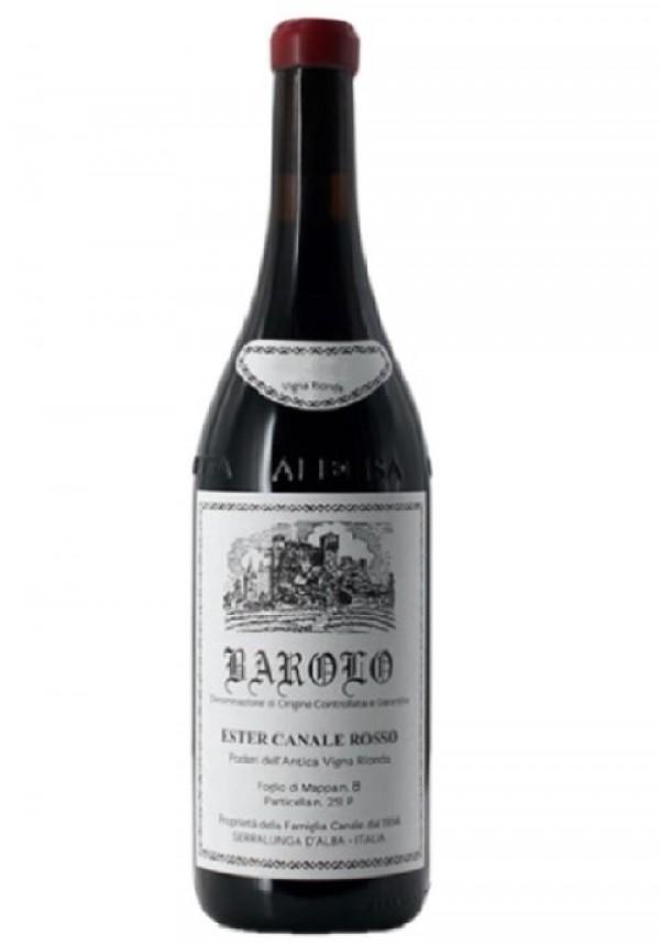 Giovanni Rosso, Nebbiolo Vigna Rionda Ester Canale 2017, bottiglia 750 ml Giovanni Rosso, 2017
