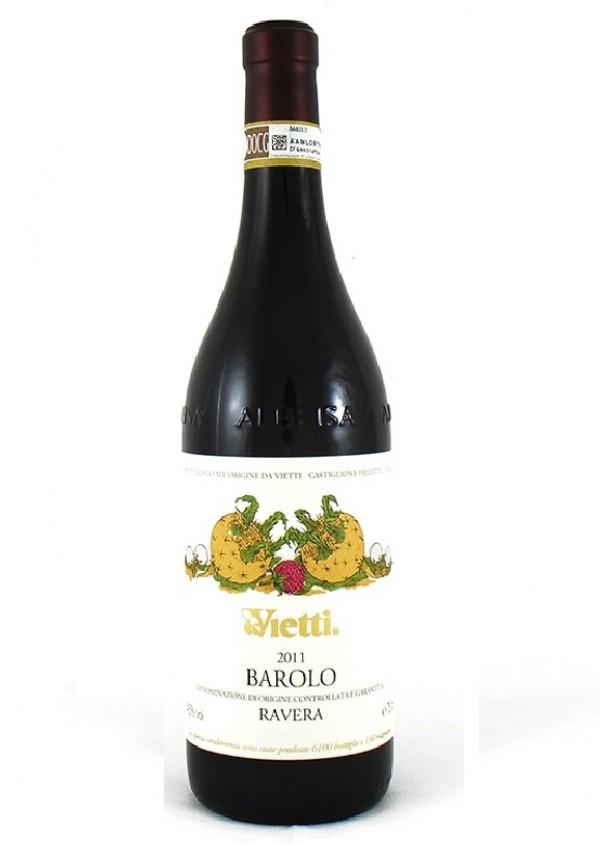 Vietti Barolo Ravera 2015, bottiglia 750 ml Vietti, 2015