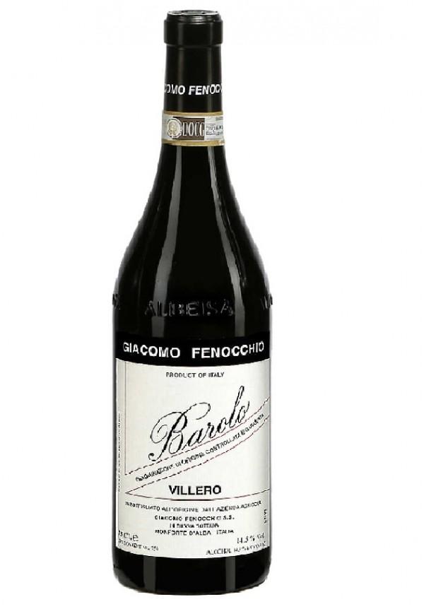 "Giacomo Fenocchio, Barolo ""Villero"" 2015, bottiglia 750 ml Giacomo Fenocchio, 2015"