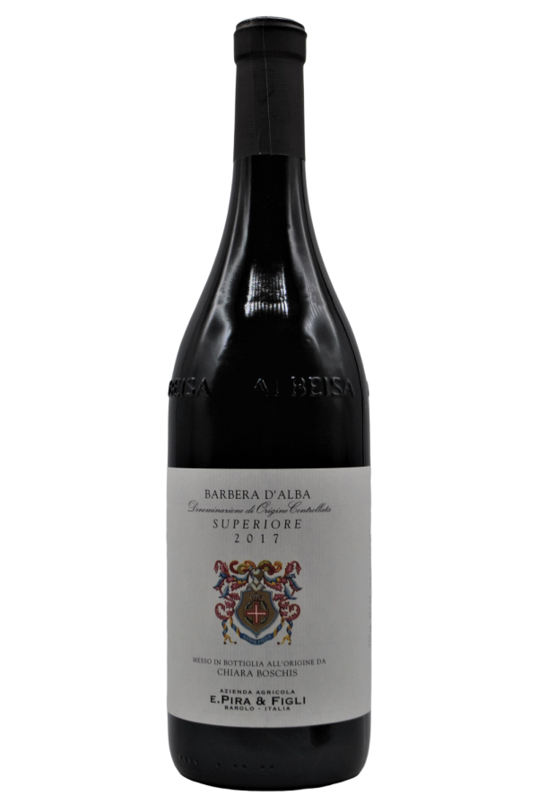 Chiara Boschis, Barbera d'Alba Superiore 2017, bottiglia 750 ml Chiara Boschis, 2017