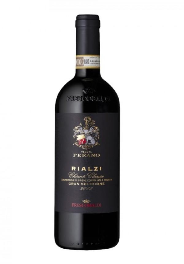 Frescobaldi, Tenuta Perano, Rialzi Gran Selezione 2015, bottiglia 750 ml Frescobaldi, 2015