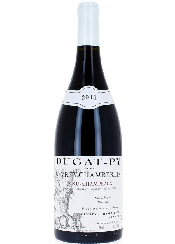 Domaine Dugat Py, Gevrey Chambertin Champeaux 2013, bottiglia 750 ml Dugat Py, 2013