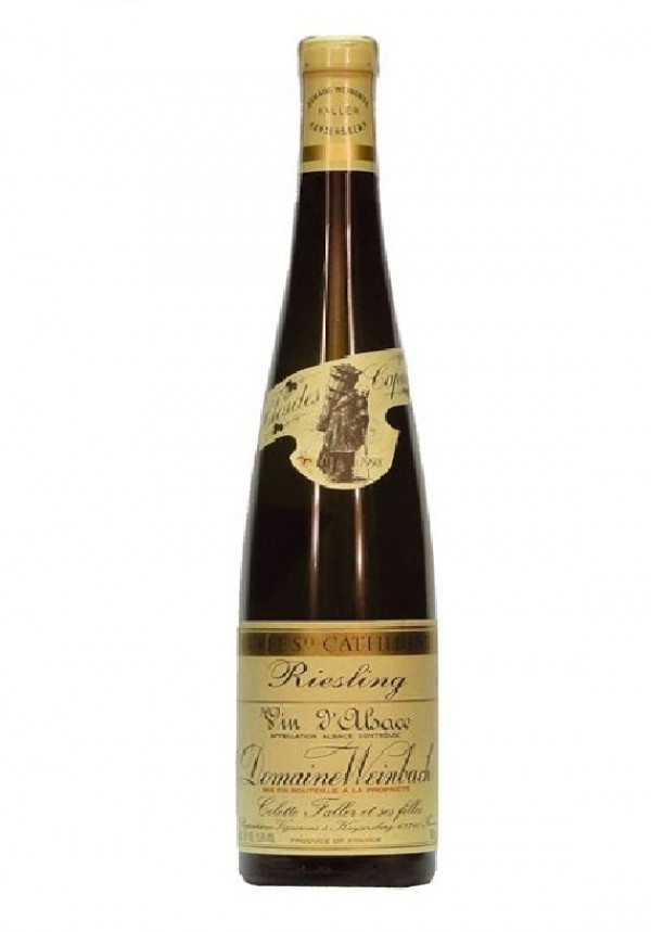 Domaine Weinbach Pinot Gris Clos des Capucins Cuvee Sainte Catherine 2014, bottiglia 750 ml Weinbach, 2014