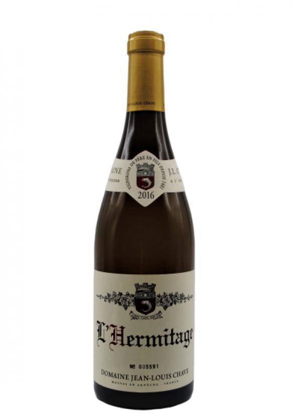 Jean-Louis Chave, Hermitage Blanc 2016, bottiglia 750 ml Jean Louis Chave, 2016