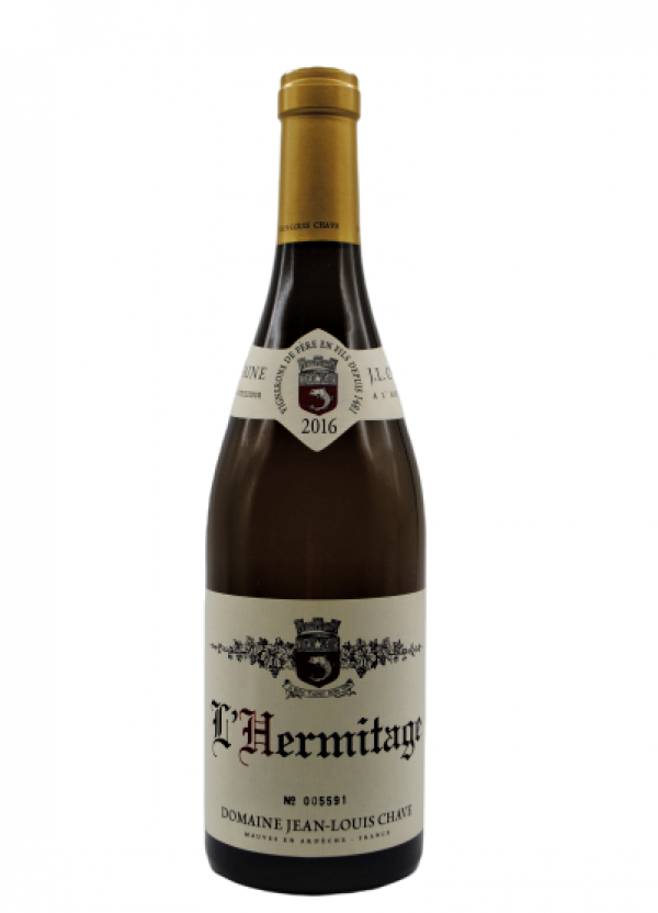 Jean-Louis Chave, Hermitage Blanc 2017, bottiglia 750 ml Jean Louis Chave, 2016