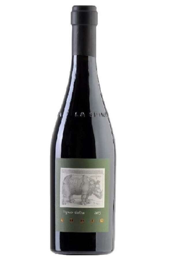 La Spinetta, Barbaresco Vursù Gallina 2015, bottiglia 750 ml La Spinetta, 2015