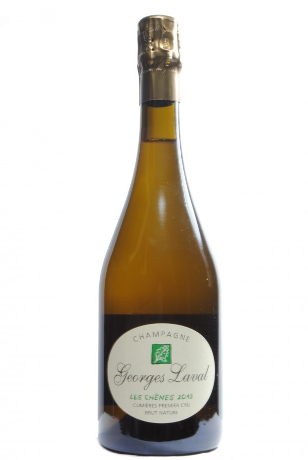 Champagne Georges Laval, Cumieres Les Chenes Premier Cru 2014, bottiglia 750 ml Georges Laval, 2014